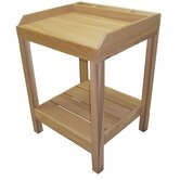 Cedar Garden Potting Table
