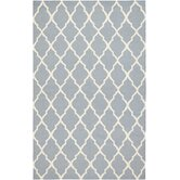 Swing Gray Lattice Rug