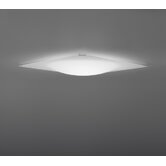 Quadra Ice Flat Wall Fixture / Flush Mount
