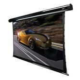 Ceiling/Wall Mount Electric Tensioned Projection Screen