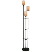 Bess  Floor Lamp in Dark Bronze