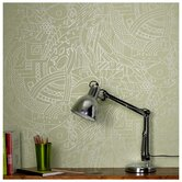 Map Lemongrass Wallpaper by Basso & Brooke