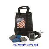 Weight Carry Bag / Boat Organizer in Black