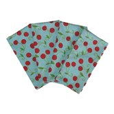 Cherry Fresh Napkin (Set of 4)