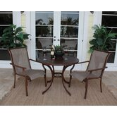 Chub Cay Patio 3 Bistro Set