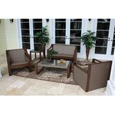 Venetia 5 Piece Deep Seating Group
