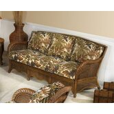 Turks Bay Rattan Sofa with Cushions