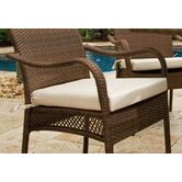 Grenada Patio Dining Arm Chair Cushion