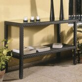 Hospitality Rattan Console Tables