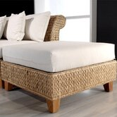 Hospitality Rattan Ottomans