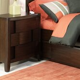 Twilight 3 Drawer Nightstand