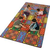 Educational Games That Teach Kids Rug