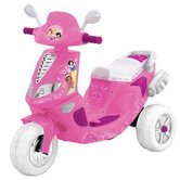 6V Princess Scooter