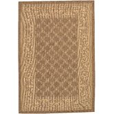 Recife Garden Lattice/NaturalCocoa Rug