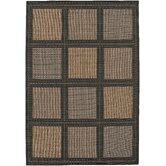 Recife Summit Black Cocoa Rug