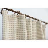 Birch Cotton/Linen Shower Curtain
