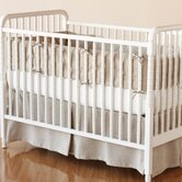 Linen Breeze Crib Skirt