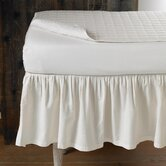 Percale 220 Thread Count Crib Skirt