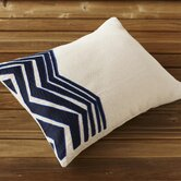 Blue Light Decorative Pillow