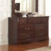 Carrington 6 Drawer Standard Dresser