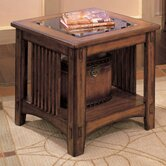 Mission Hills End Table
