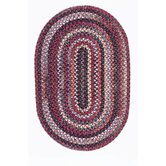 Chestnut Knoll Amber Red Multi Rug