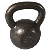 35 lbs Cast Iron Kettlebell
