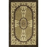 Harmony Black/Brown Rug