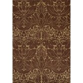 Arabesque Copper Rug