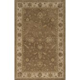 Imperial Court Light Brown Rug