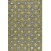 Veranda Yellow/Blue Rug