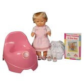 Potty Training in One Day - The Basic System for Girls