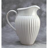 Pitcher or Jug in White
