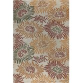 Goa Poppies Floral Rug
