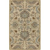 Caesar Beige/Light Blue Rug