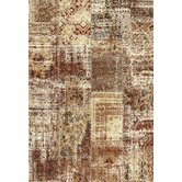 Infinity Harvest Gold Rug