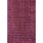 Urban Journey Dark Berry Rug