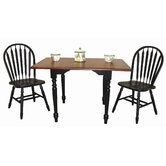 Sunset Selections 3 Piece Dining Set