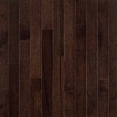 "American Treasures™ Plank 3-1/4"" Solid Hickory in Frontier Shadow"