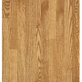 Dundee Plank 3-1/4&quot; Solid White Oak in Seashell