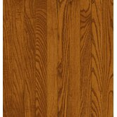 Dundee Strip 2-1/4&quot; Solid Red / White Oak in Gunstock