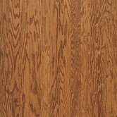 Turlington Plank 3&quot; Engineered Red Oak in Gunstock