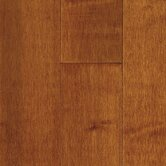 "Natural Choice™ Strip 2-1/4"" Solid Light / Dark Maple in Cinnamon"