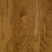 "American Treasures™ Wide Plank 4"" Solid Hickory in Oxford Brown"