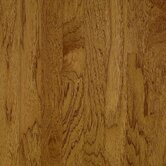 "American Treasures™ Wide Plank 3"" Solid Hickory in Oxford Brown"