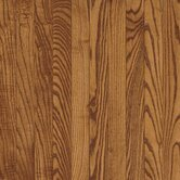"Waltham 3-1/4"" Solid Plank White Oak in Gunstock"