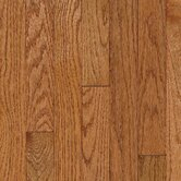 "Ascot Strip 2-1/4"" Solid Oak in Topaz"