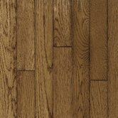 "Ascot Strip 2-1/4"" Solid Oak in Sable"