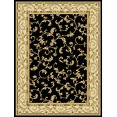 Radiance Felix Black Rug