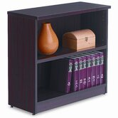 Valencia Series Bookcase/Storage Cabinet, 2 Shelves, 32w x 12d x 30h, MY